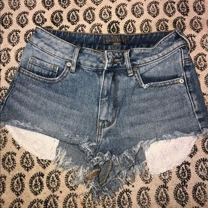 PacSun Shorts - Kendal and Kylie shorts
